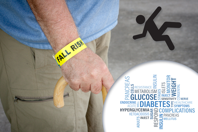Diabetics at Higher Risk of Falling at Home. But Why?