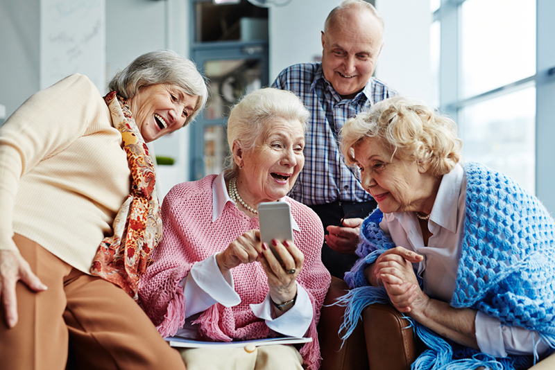 Seniors and Smartphones: A Love Story (Part 1)