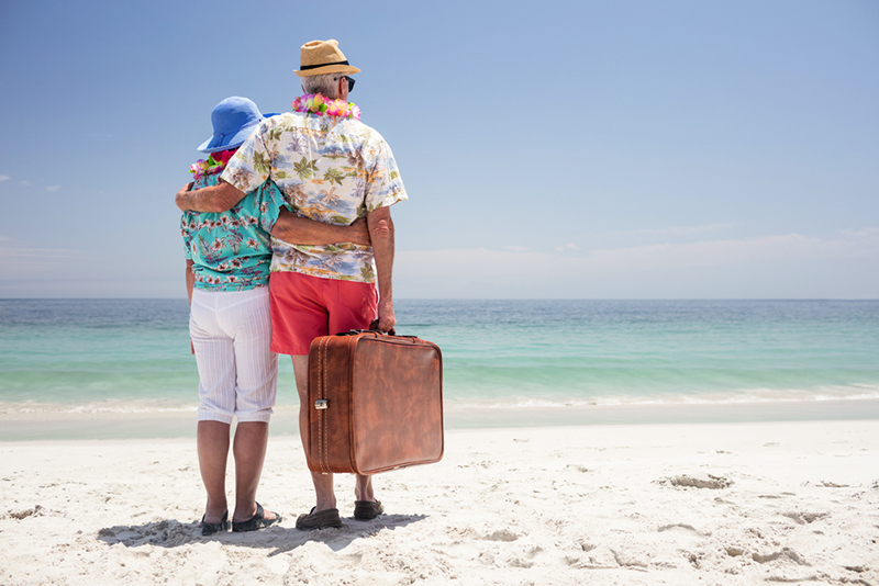 The Traveling Senior – Staying Safe and Healthy Away from Home