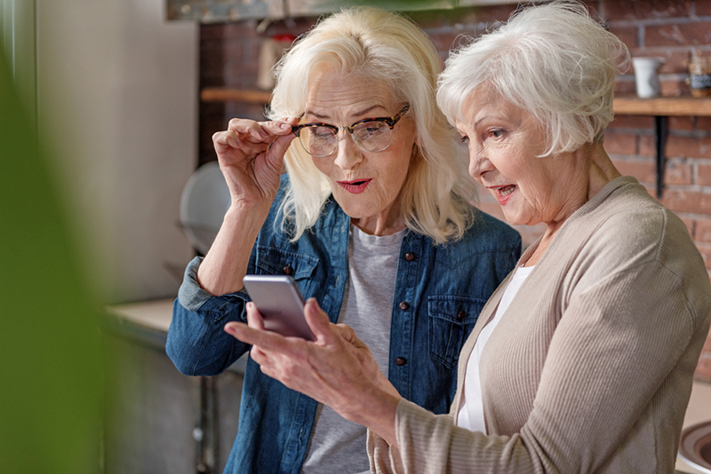 Seniors And Smartphones: The Best Apps (Part Two)