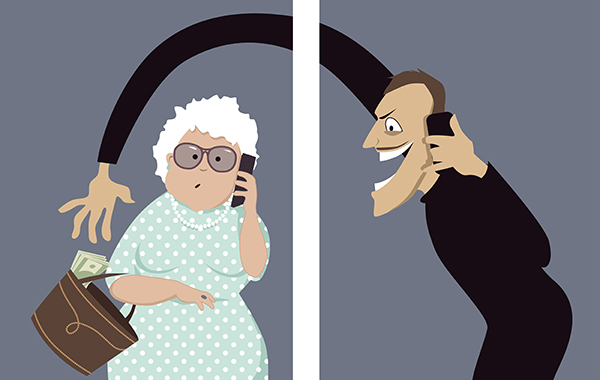 Avoid Common Scams Targeting Older Americans