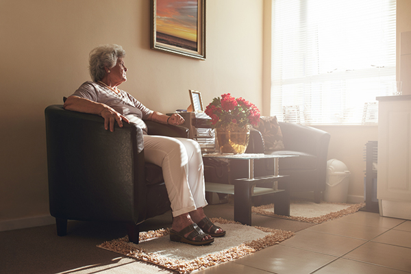 Is Your Loved One Safe Living on Their Own?