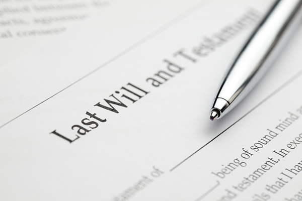 Creating a Will: It's Not Just for the Wealthy or Elderly